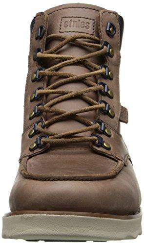 Etnies Militarise, Chaussures de skateboard homme Marron