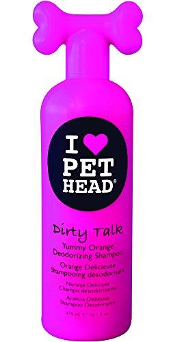 Pet Head Dirty Talk Desodorierendes Shampoo, 475 ml