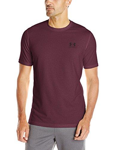 under-armour-cc-left-chest-lockup-camiseta-deporte-hombre-rojo-red-md