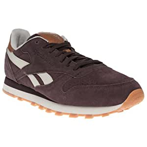 Reebok classic leather suede v48597 bordeaux 43