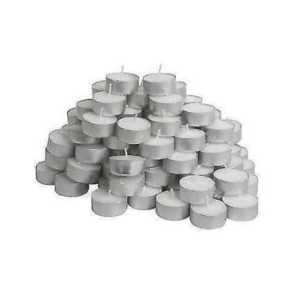 Ikea 500 glimma candles