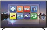 Nikai 50 Inch TV Smart Ultra HD 4K LED Black - UHD50SLED2 2724454841412