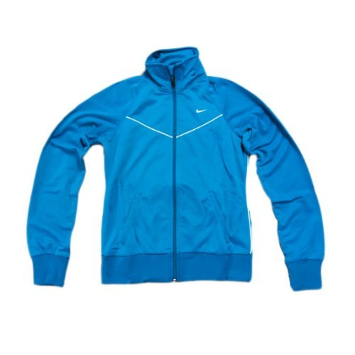Nike Suit Tracksuit turquoise dark blue Ladies