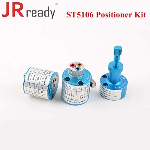 JRready Positioner Kit/Set: TH1A Turret Head & TH163 Positioner & UH2-5 Adjuastable Head -