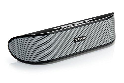 Cabstone SoundBar 6W Stereo Lautsprecher für PC, TV und Notebook, schwarz (Computer-lautsprecher-verstärker)