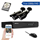 Best Hd Dvrs - [TRUE 960p HD] SMART CCTV System,SANSCO 1080N DVR Review