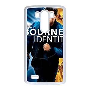 Bourne le BA4602 Ultimatum LG G3 bbxw téléphone portable Blanc