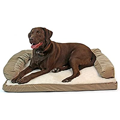 Easipet Deluxe Extra Large Corduroy Sofa Pet Bed for Dogs by Easipet