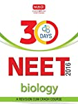30 Days Crash course for NEET Biology is a high concept book for all the CBSE and ICSE students. It helps students to memorize and relearn all the Biology concepts within 30 days. Book covers the complete syllabus of NCERT Class XI and XII i.e. sylla...