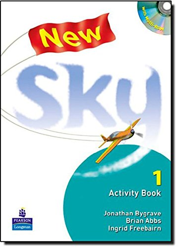 New Sky Activity Book and Students Multi-ROM 1 Pack: Active Book and Students Multi-Rom 1 Pack