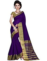 Sarees(Radiance Star Cotton Silk Sarees For Women In New Collection )