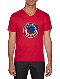 Touchlines Tardis Express Who, T-Shirt Homme
