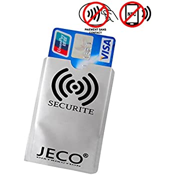 Carte Bleue Visa Mastercard.1 Protege Carte Anti Rfid Paiement Sans Contact Carte Bleue Visa Mastercard C