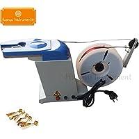 Huanyu - Máquina de atar corbata para máquina de corbata y caramelos, con cierre de correa