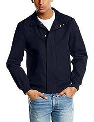 Timberland Clothing Hv Mount Pierce Bomb Black Iris - Manteau imperméable - Manches longues - Homme