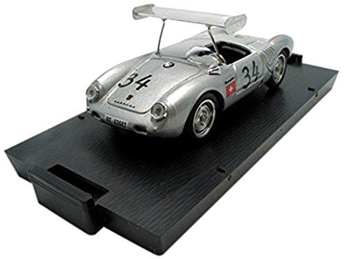 Brumm - R 236 - Miniatura veicolo - modello per la scala - Rs Porsche 550 Spoiler - Nurburgring 1000 km 196 - Scala 1/43