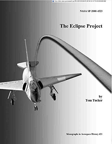 The Eclipse Project (Aircraft Design, Testing and Performance) (English Edition) (Eclipse Soler)