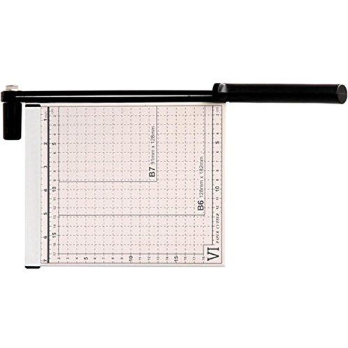 Papierschneider Stahlschneider Papierschneider Papierschneider Papierschneider Guillotine Scheren Datei Schneidemaschine