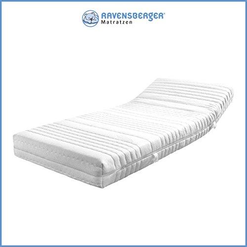 Ravensberger 7-Zonen NATUR Latexmatratze LATEXCO 85% Natur H3 - 2
