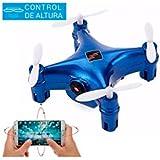 Drone Wltoys Q343 FPV | Control x Móvil | Control Altura | Gravity Mode | Auto-Retorno