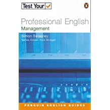 Test Your Professional English Management