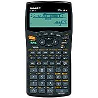 Sharp EL-W531 - Calculadora científica (pantalla de 4 líneas, 335 funciones, tamaño A4)