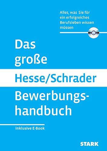 STARK Das große Hesse/Schrader Bewerbungshandbuch