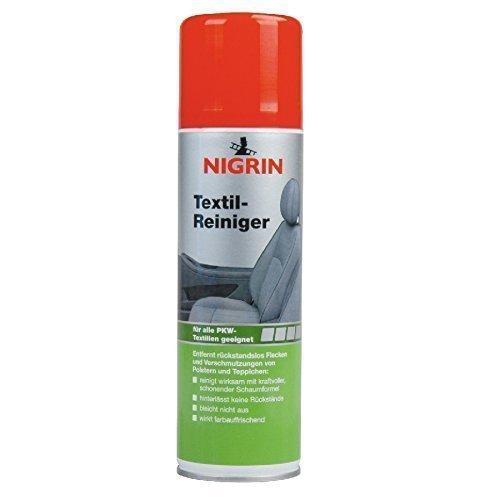 Nigrin Textilreiniger 300ml Spray Polsterreiniger Teppichreiniger Textilpflege