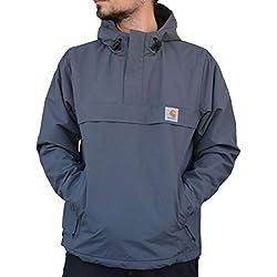 Carhartt Nimbus Pullover Bolso DE LA Cintura Hombre Gris IO27639BLKSMT