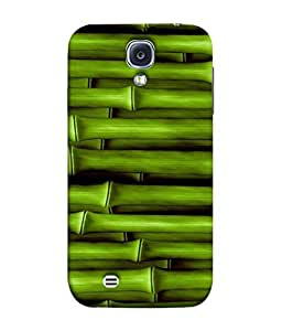 PrintVisa Designer Back Case Cover for Samsung Galaxy S4 I9500 :: Samsung I9500 Galaxy S4 :: Samsung I9505 Galaxy S4 :: Samsung Galaxy S4 Value Edition I9515 I9505G (Bumboo Plant Tree Poster Wallpaper Interior)