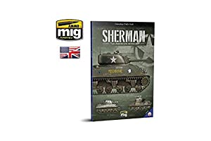 AMMO MIG-6080 Sherman: The American Miracle Inglés