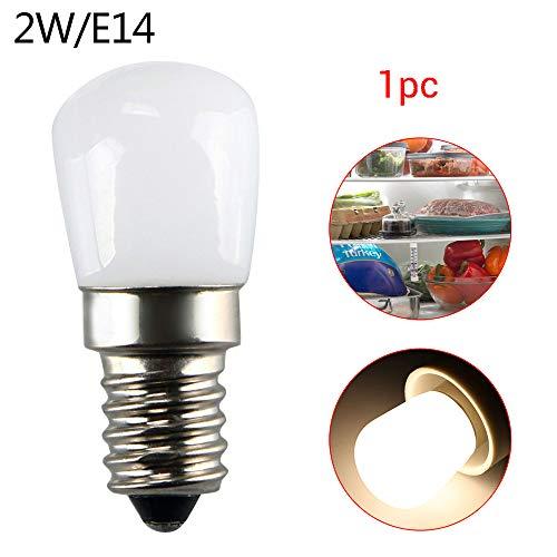 Blackr LED-Lampe für Kühlschrank und Gefrierschrank, Energiesparlampe, 220 V, 2 W, E14