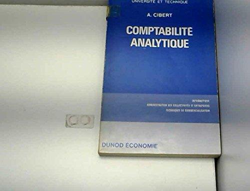 Comptabilit analytique