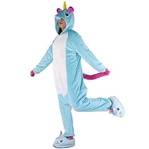 Costumes Ours Outfit - Pyjama Licorne Adulte - Dizoe D¨¦guisement Animaux