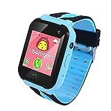 Children Smartwatch GPS Tracker, IP67 Waterproof Smart Watch Child Wrist Watch Real-time Tracking