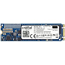 Internes Crucial MX300 Solid-State-Drive 275GB M.2 2280SS (Einseitig)