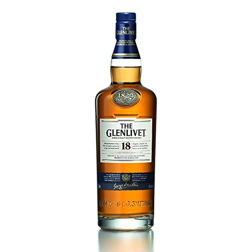 The Glenlivet 18 Year Old Scotch Whisky