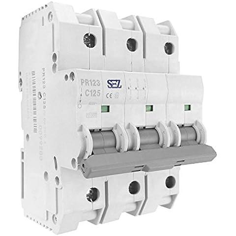 LS–Interruttore sez C 125A 3P 10KA cavo per interruttore di sicurezza automatica 6571
