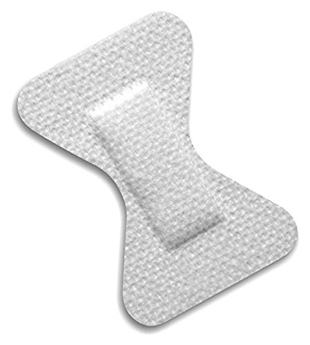 Sensitive Fingerkuppenpflaster, Fingerstrips, weiß, QUADRA® MED - MASTER AID - 6 Stück