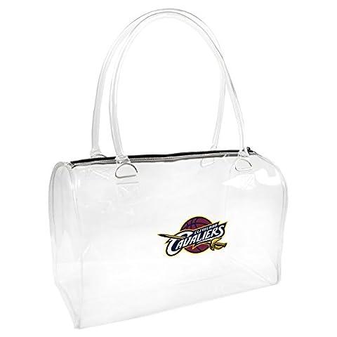 NBA Cleveland Cavaliers Women's Bowler Handbag, One Size,