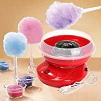 Tradico® TradicoBrand New Electirc Candyfloss Making Machine Home Cotton Sugar Candy Floss Maker Party Red