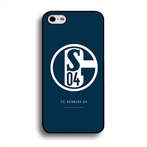Apple iPhone 6/6S FC Schalke 04 Schutzhülle,FC Schalke 04 S04 Logo Schutzhülle,Bundesliga FC Schalke 04 Schutzhülle für Apple iPhone 6/6S(4.7zoll) (Telefon-kasten Iphone 6 Nike)