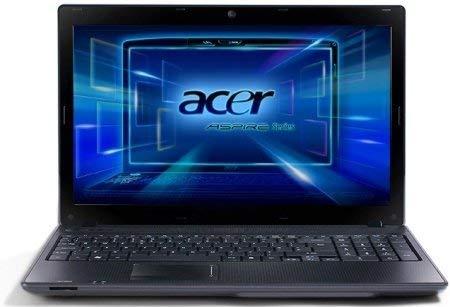 acer notebook aspire 5742zg-p624g32mnkk (modello: aspire 5742zg-p624g32mnkk; processore:pentium dual core, 2,13 ghz, p6200, bit : 64 ) (Ricondizionato)