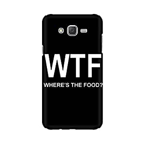 Mobicture WTF Premium Printed High Quality Polycarbonate Hard Back Case Cover for Samsung J5 2016 With Edge to Edge Printing
