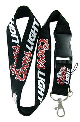 coors-light-lanyard-keychain-holder-with-snap-buckle-by-coors