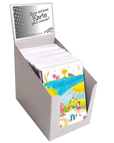 Paperstyle 12-0360 Grußkarten Set 60er Box Kommunion