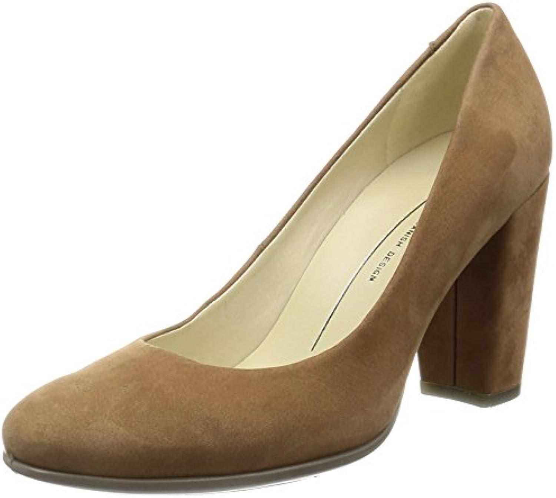 Ecco Damen Shape 75 Block Pumps 2018 Letztes Modell  Mode Schuhe Billig Online-Verkauf