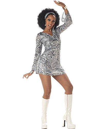 �r Damen - XL (Disco Divas Kostüme)