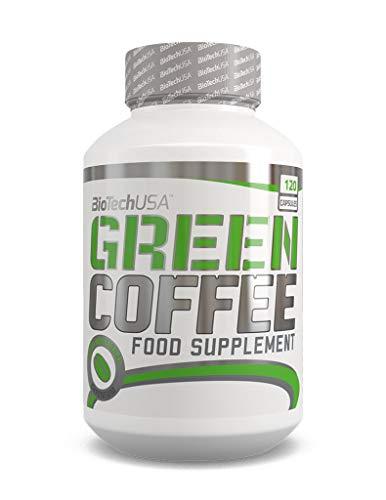 Biotech USA - Green Coffee 120 Kapseln (3er Pack)