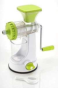 Jiya Enterprise new stylish& high quality Fruits & Vegetable Juicer With Steel Handle&